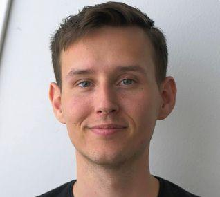 Oskar Söderlund från Kaffekassan