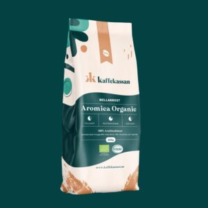 aromica organic kaffepaket
