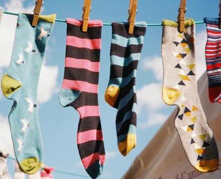 sälja strumpor med sockgrossisten